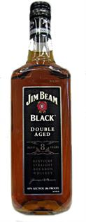 Jim Beam Bourbon Black 8 Year Double Aged 1.00l